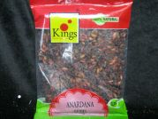 Anardana, Pomegranate, Granatapfel Kerne, Kings, 100g
